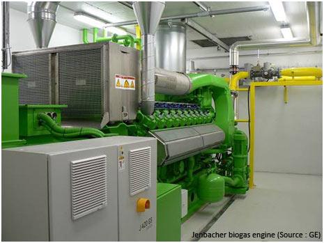 Gas Engine Generator | PT FORTUNA GARDA NUSANTARA